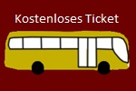 Kostenloses Ticket