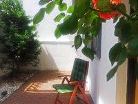 Monteurzimmer mit eigener Terrasse