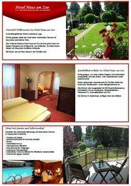 Hotel Prospekt as PDF file