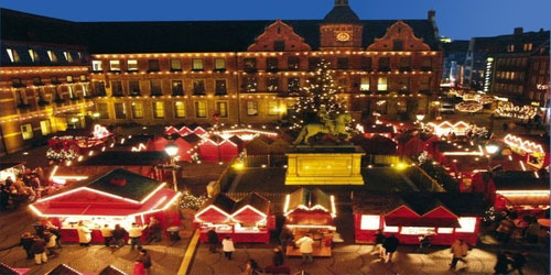 RUN HOTEL FOR DUSSELDORF CHRISTMAS MARKET - packages