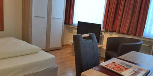 STUDIO 3 – EINE ALTERNATIVE ZU EINEM HOTELZIMMER! - übernachten in düsseldorf