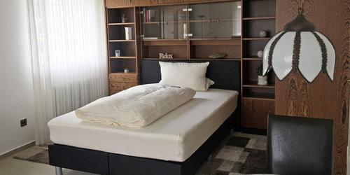 MöBLIERTES STUDIO-APPARTEMENT IN RUHIGER WOHNGEGEND IN 40470 DüSSELDORF MöRSENBROICH - übernachten in düsseldorf