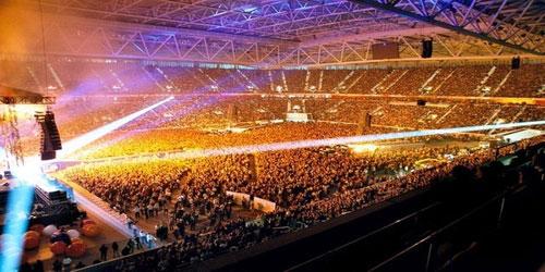 Konzerte DГјГџeldorf Esprit Arena