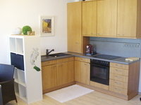 Ein-Zimmer-Appartement mit Küche