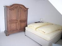 Schlafbereich Appartement 2