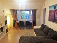 Geräumiges Appartement mit gemütlichem Wohnzimmer