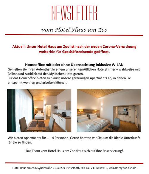Apartments in Düsseldorf