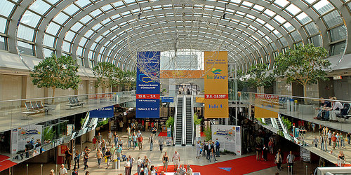 TOUR NATUR FAIR AT THE MESSE DUESSELDORF WITH HOTEL BOOKING - exhibition in düsseldorf