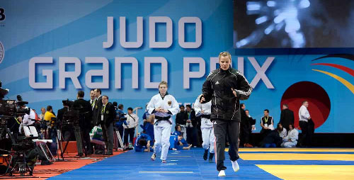 HOTEL FOR JUDO GRAND PRIX DUSSELDORF - packages