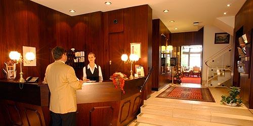 LES PRESTATIONS DE SERVICE ET L'AMéNAGEMENT DE L'HôTEL à DüSSELDORF - services hotel düsseldorf