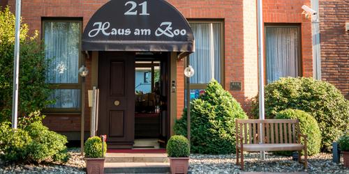 HOTELVIDEO - HOTEL HAUS AM ZOO - übernachten in düsseldorf