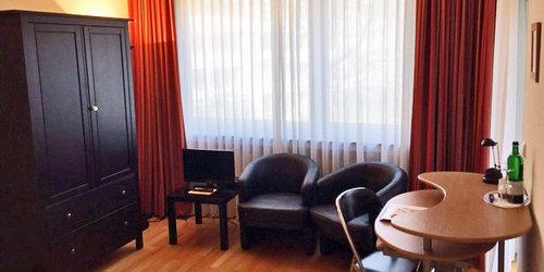 MöBLIERTE PROJEKTWOHNUNG IN RUHIGER LAGE IN DüSSELDORF - DüSSELTAL - übernachten in düsseldorf