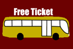 Hotel with free ticket for public transport