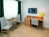 Hotelzimmer oder Apartments als Homeoffice